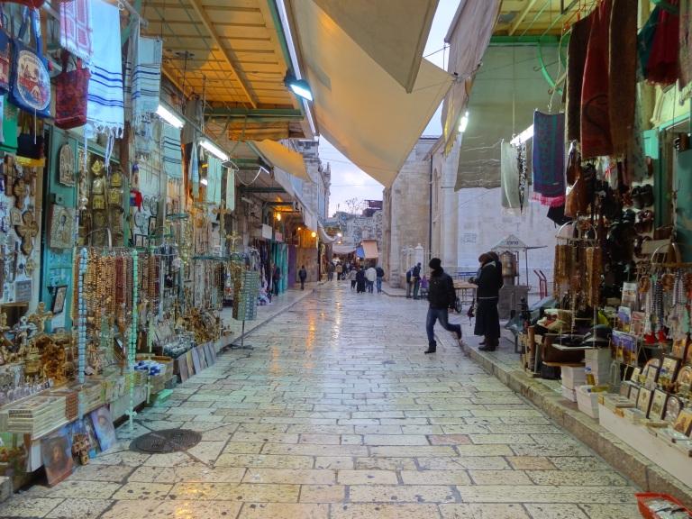 Solitude in Jerusalem