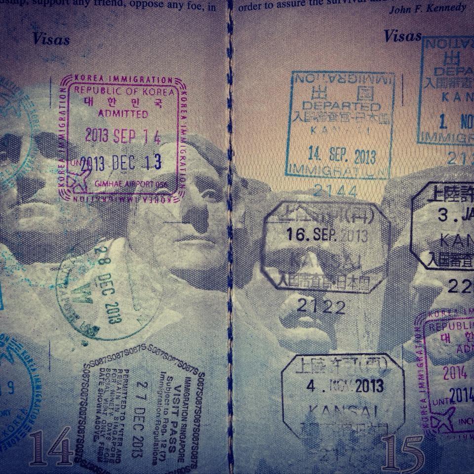 american passport last page - photo #36