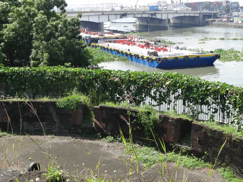 View from Fort Santiago