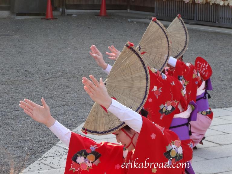 Shrine Dance 1